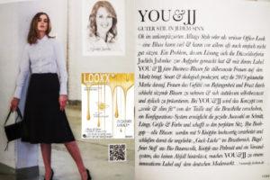 Looxx-Magazin-you&jj-youandjj-blusen-jubiläumsausgabe2020